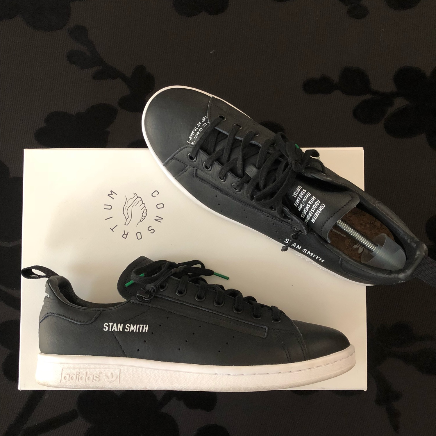 separation shoes a9962 a7d7c Adidas X Mita Stan Smith
