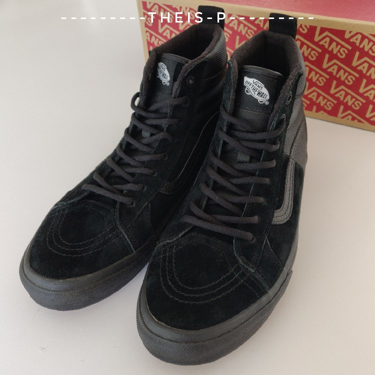 vans the north face
