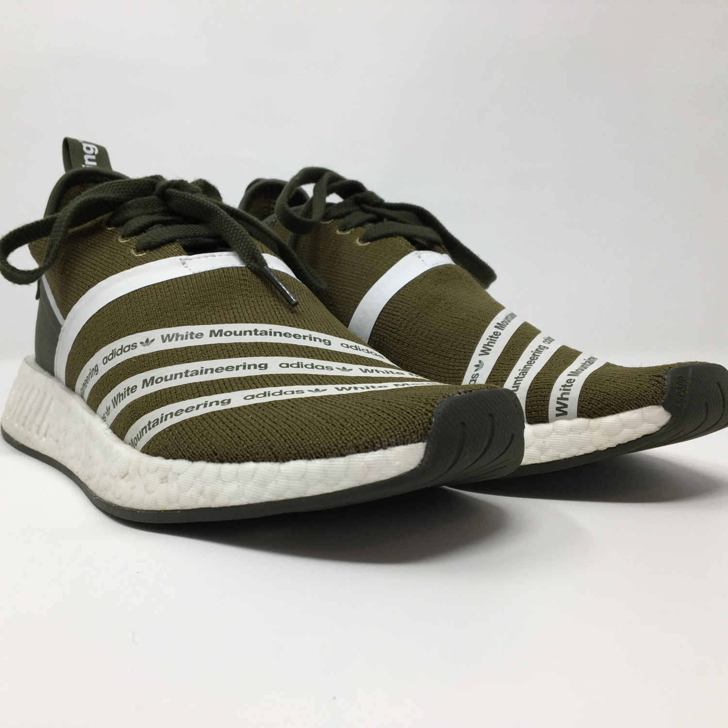 best sneakers 53a6d d5c28 Adidas X White Mountaineering Nmd R2