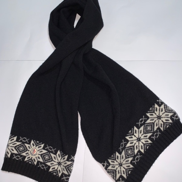 Moncler Scarpa Tricot Knitted Scarf/Moncler Scarf