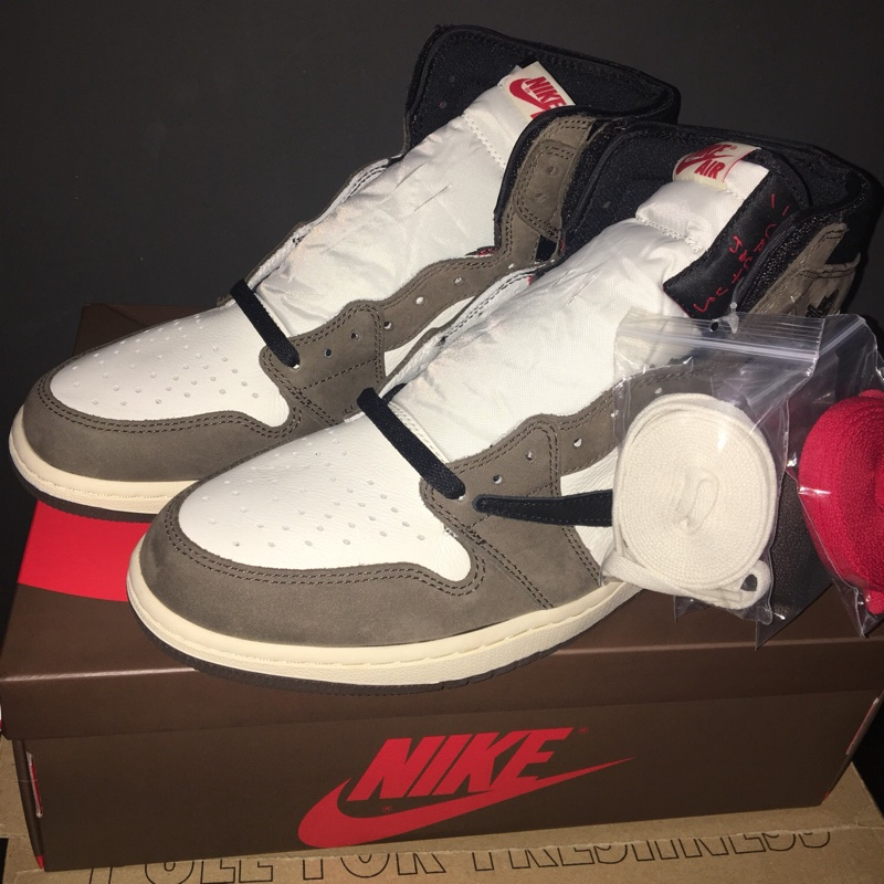 Jordan 1 Retro Travis Scott High (Us 11.5)
