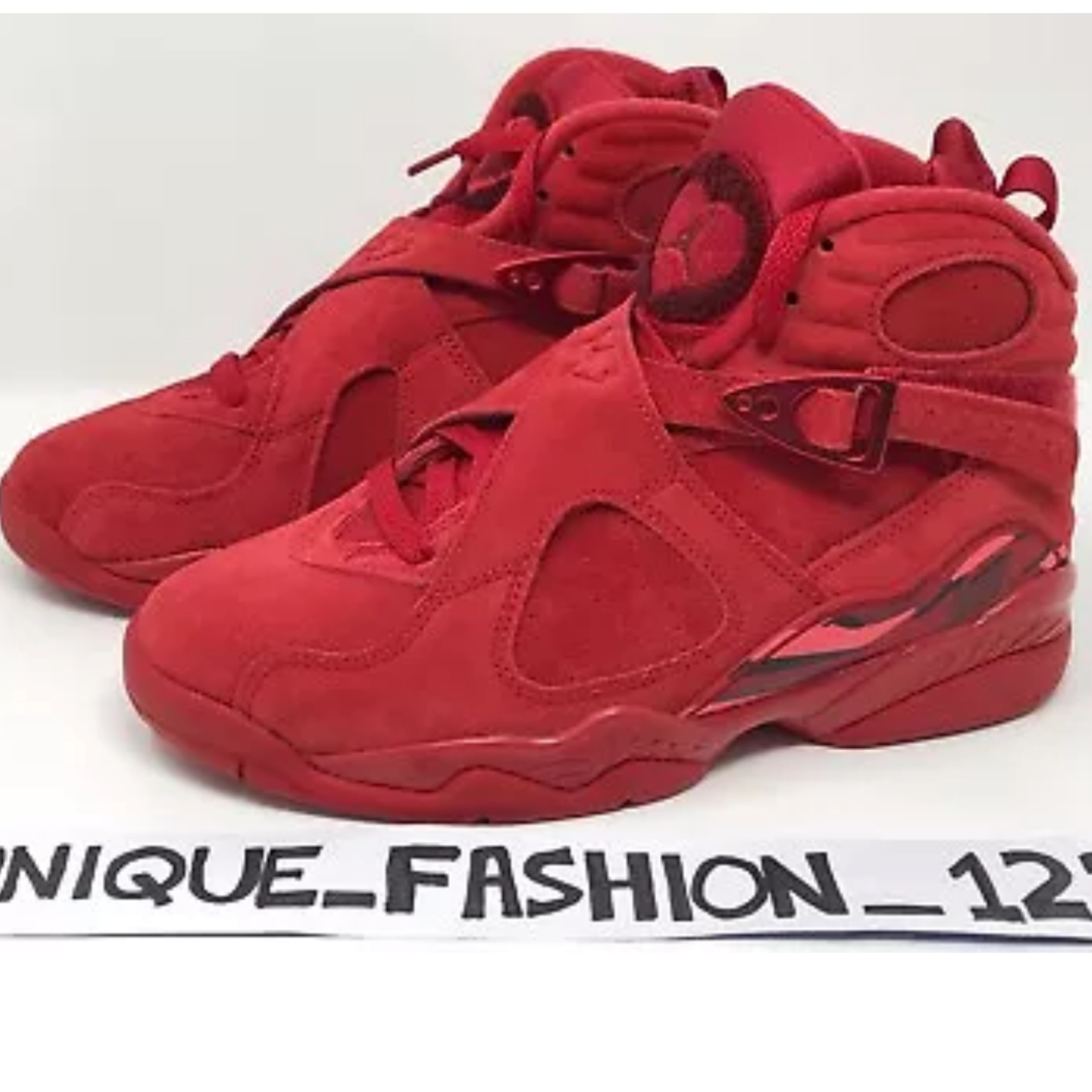 new product 88e90 feeb3 Nike Air Jordan 8 Valentines Day