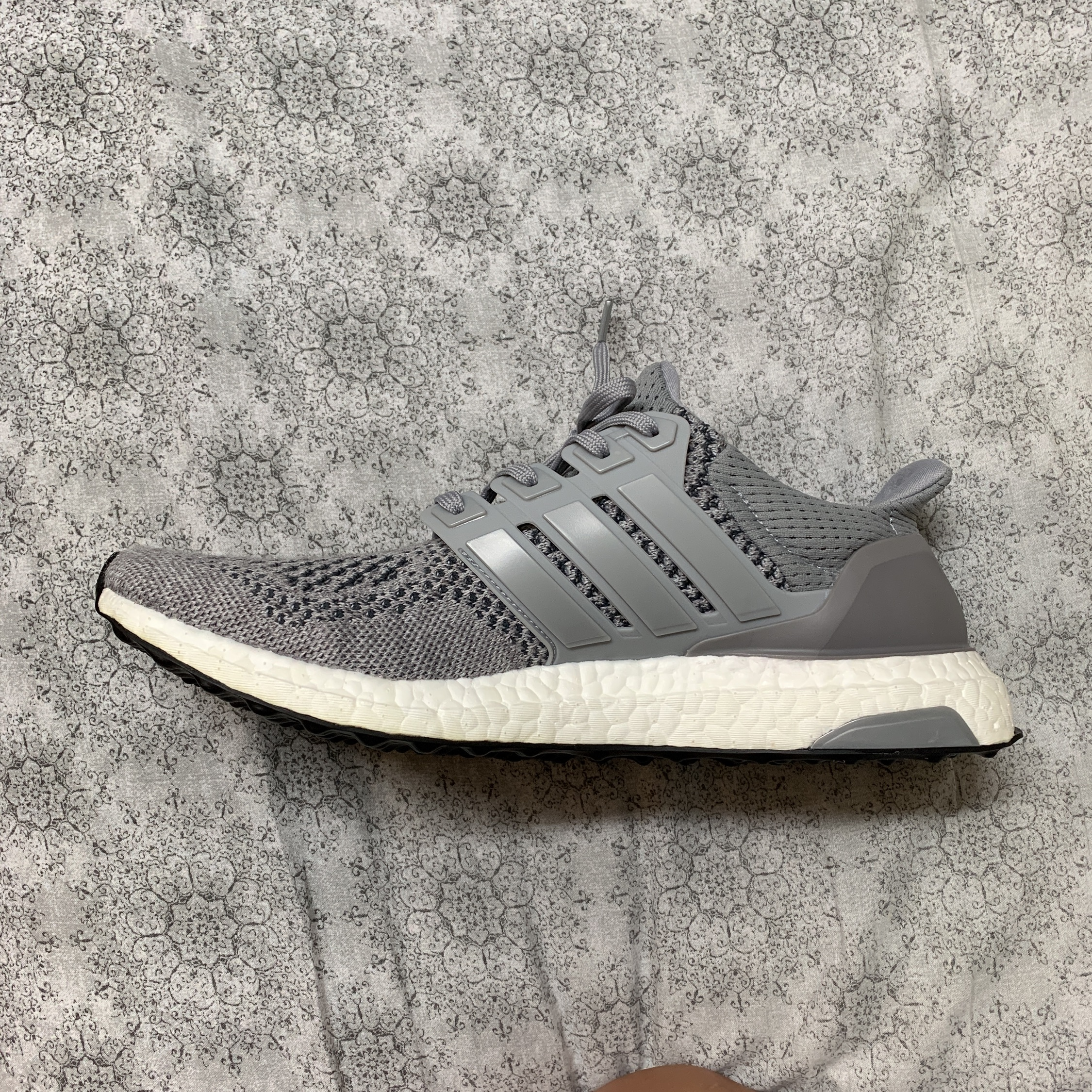 fea4e69cdd9 Ultra Boost 1.0 Wool Grey