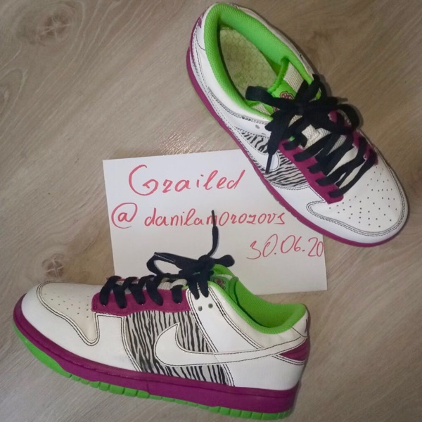 Rare/Offers(39)Nike Dunk Low 6.0 Rave Pink/White