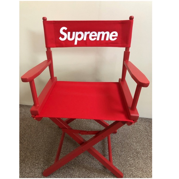Supreme Director's Chair ( Red )