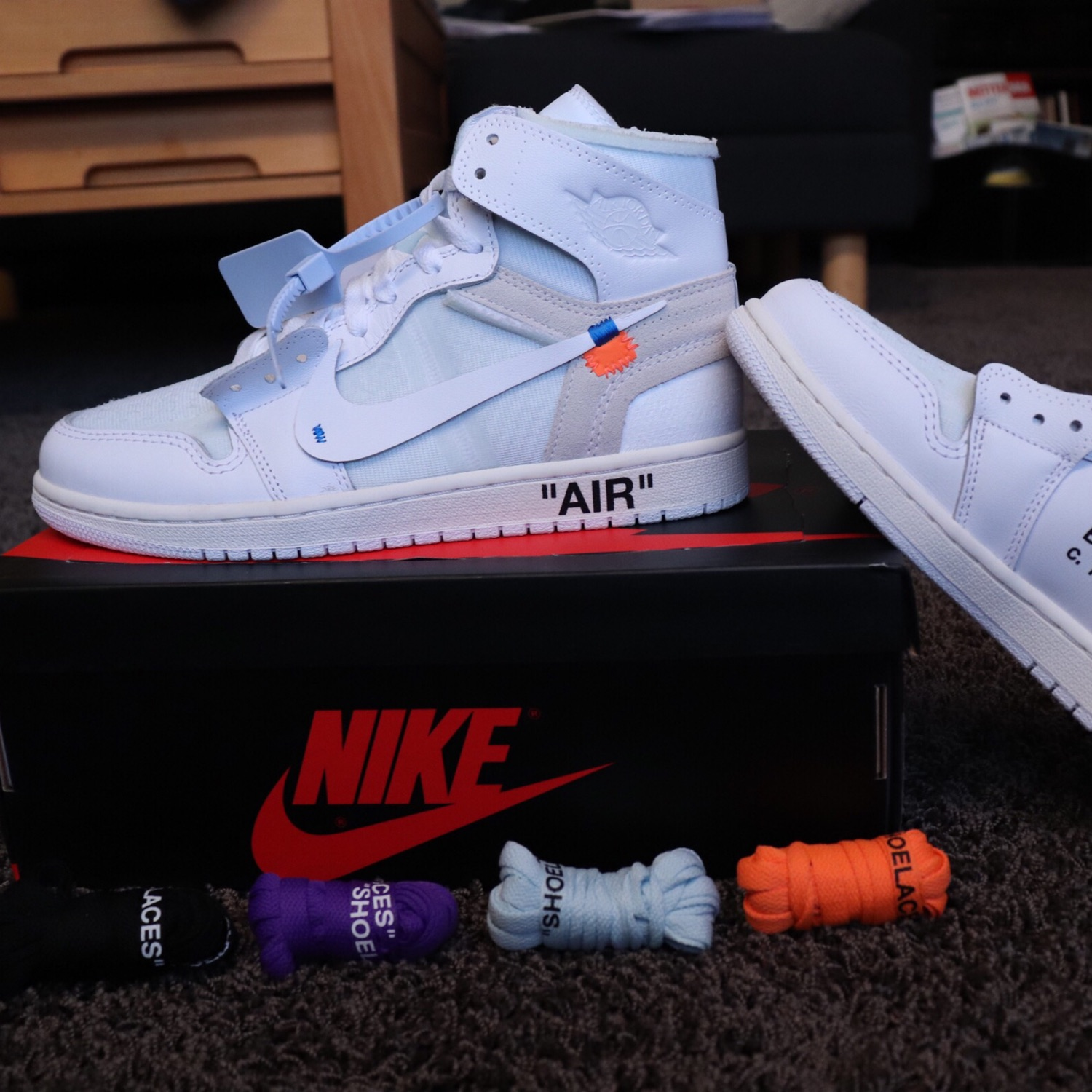 size 40 99dc1 3d4a8 Off-White X Nike Air Jordan 1 Nrg