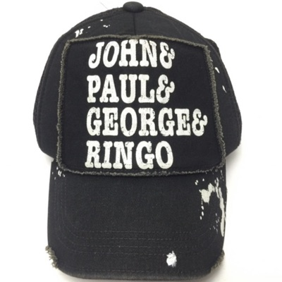 Vintage The Beatles Trucker Snapback Hat