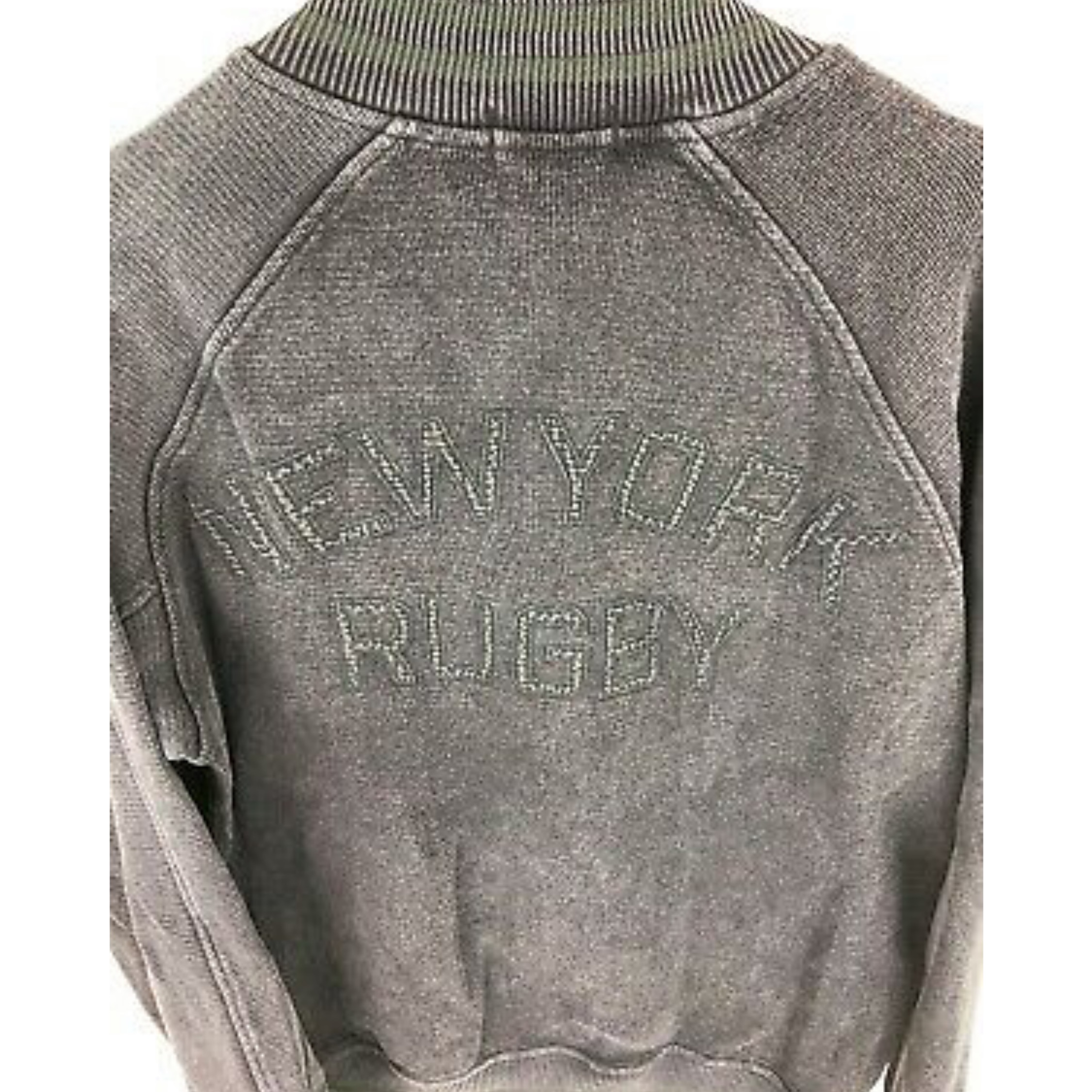 Vintage Polo Ralph Lauren Nyc Rugby Jacket
