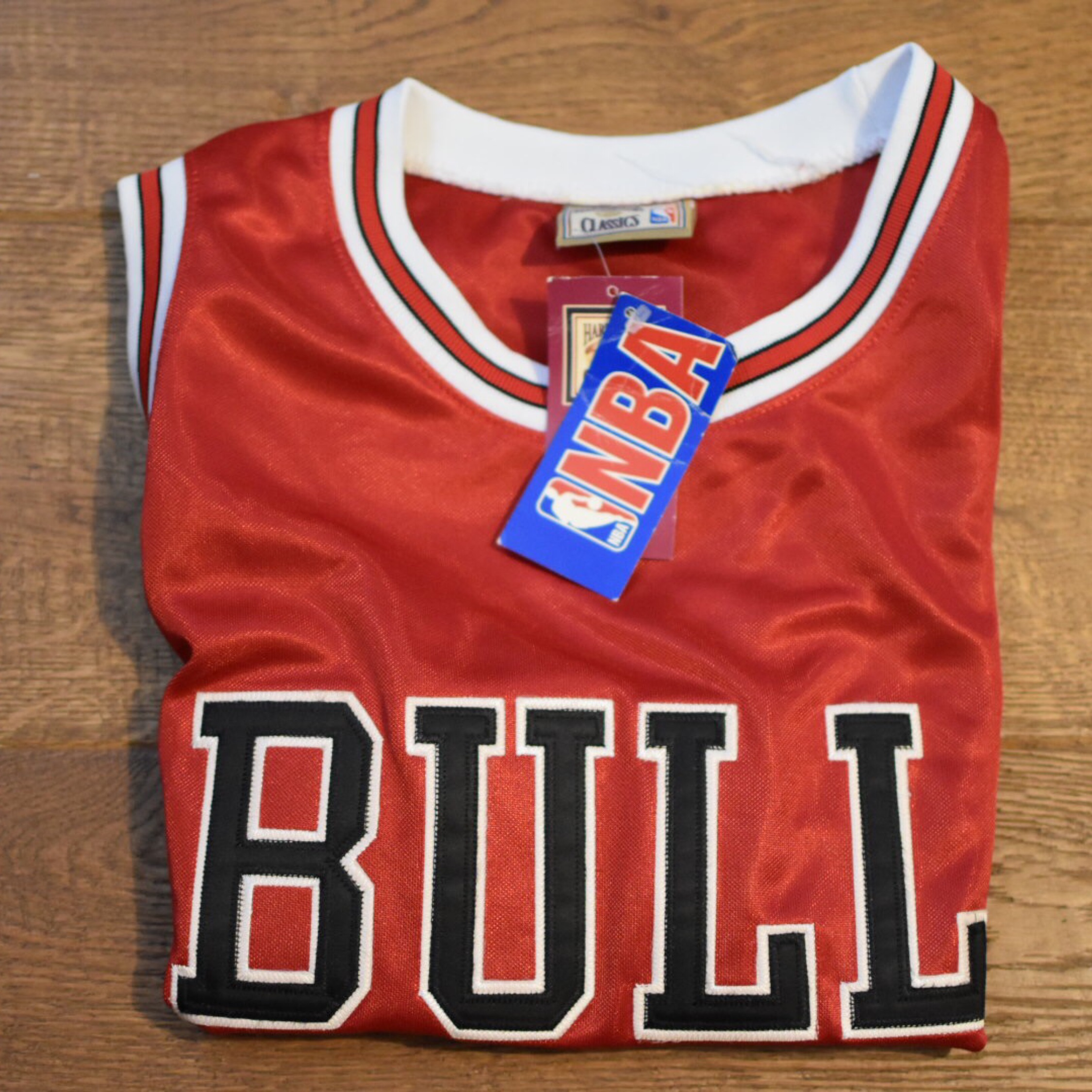 finest selection 3f423 8cc96 Mitchell And Ness Jordan Jersey Chicago Bulls Red