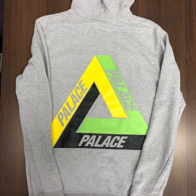 Palace Tri Ferg Hoodie(2012 Covent Gardens Pop Up)