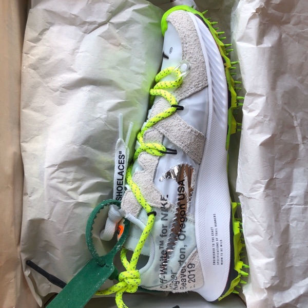 Nike Zoom Terra Kiger 5 X Off White Wmns Us5