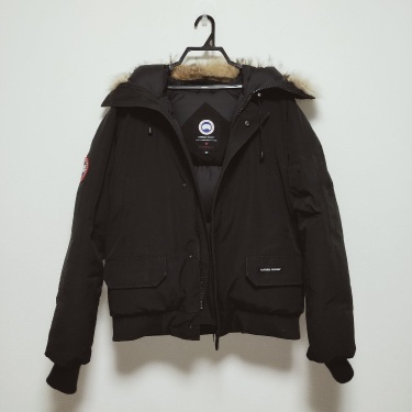 Authentic Canada Goose Chilliwack Down Bomber Jacket
