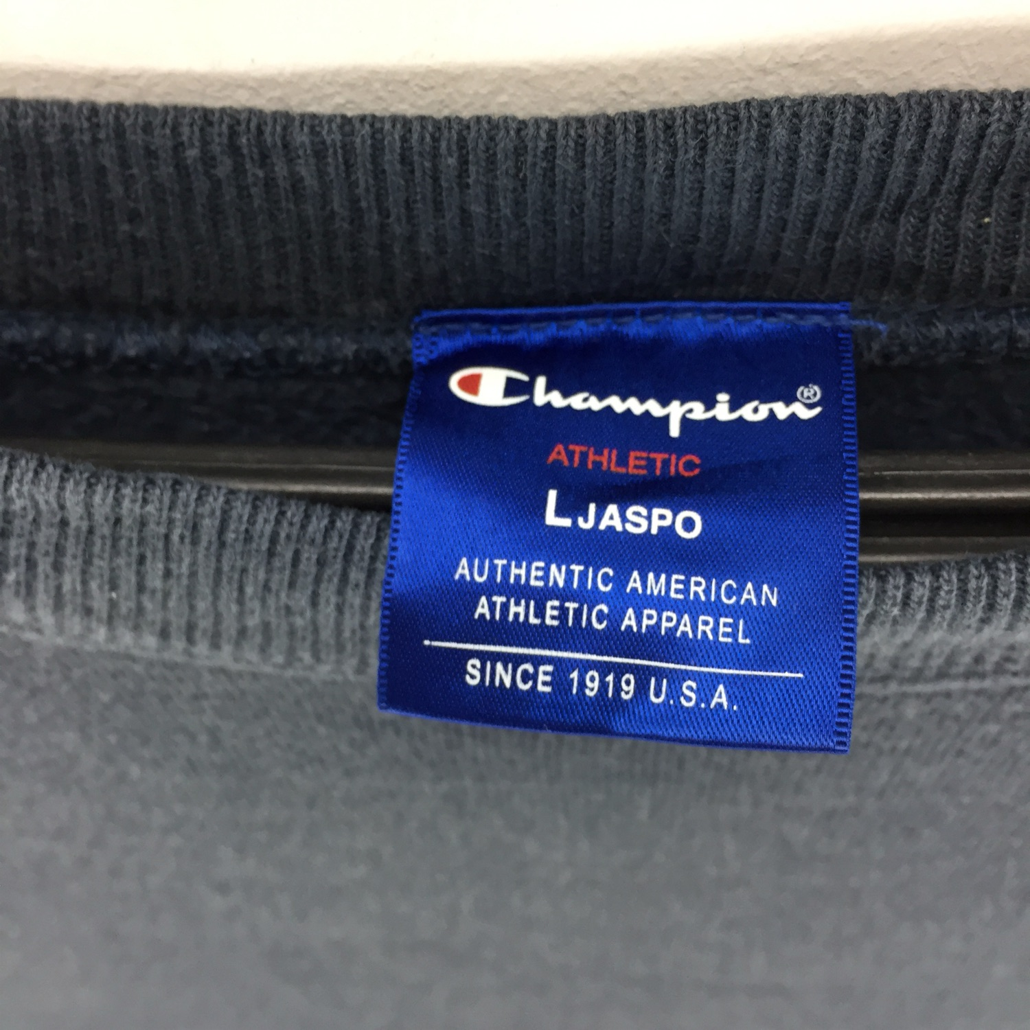 Vintage Champion Small Logo Embroidered