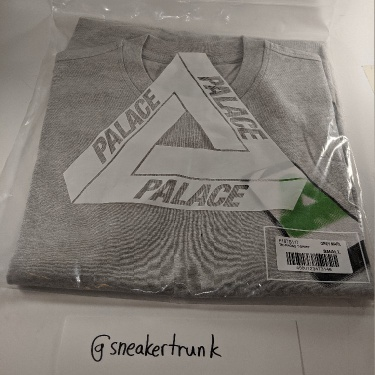 Palace Tri Phone T-Shirt Grey