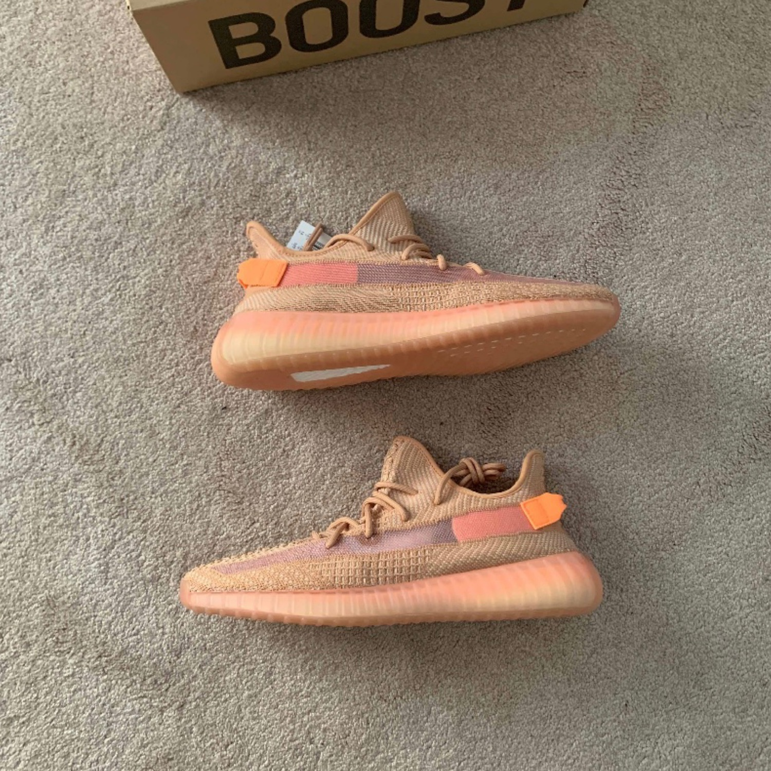 Yeezy Boost 350 V2 'Clay' Size 14