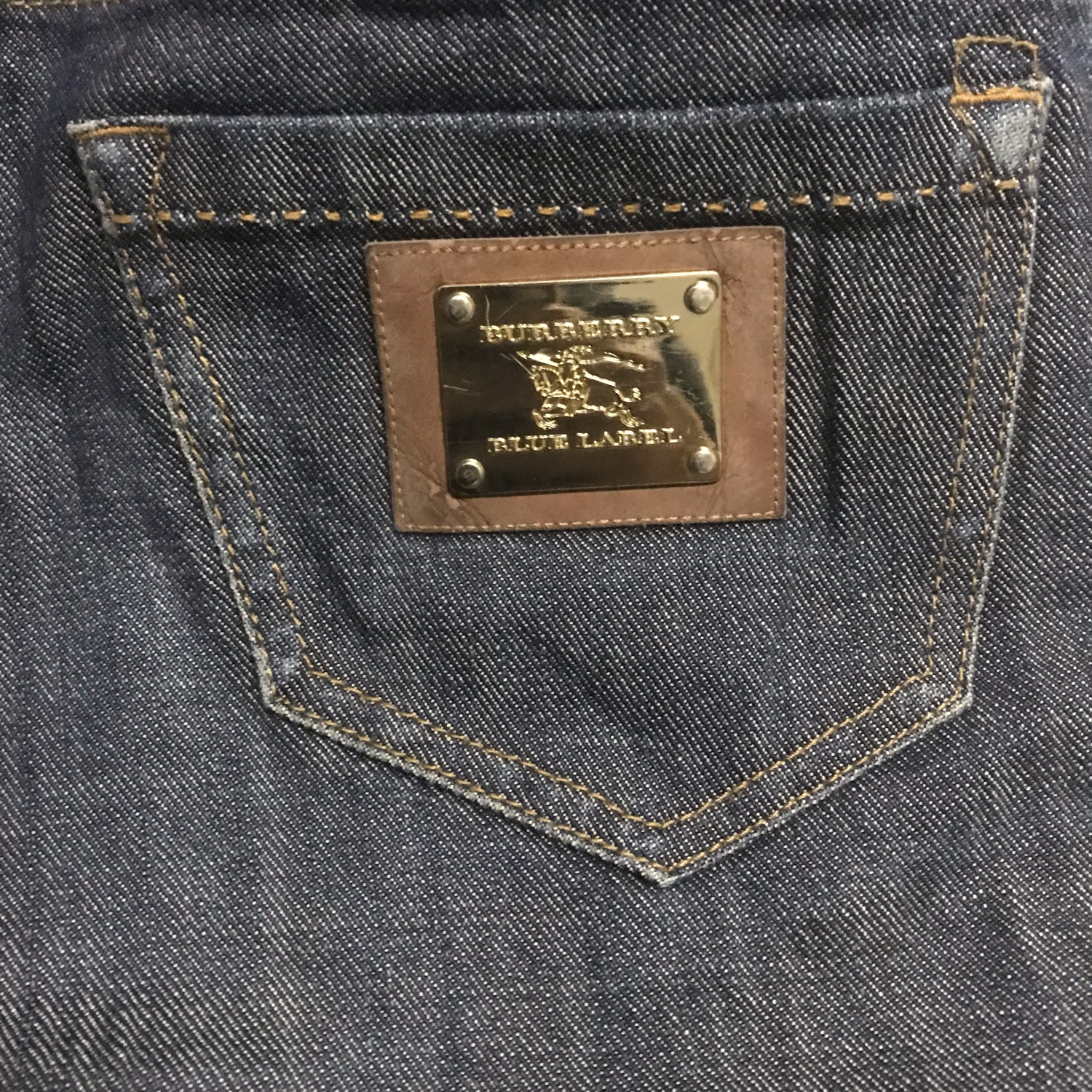 Burberry Blue Label Skinny Jeans