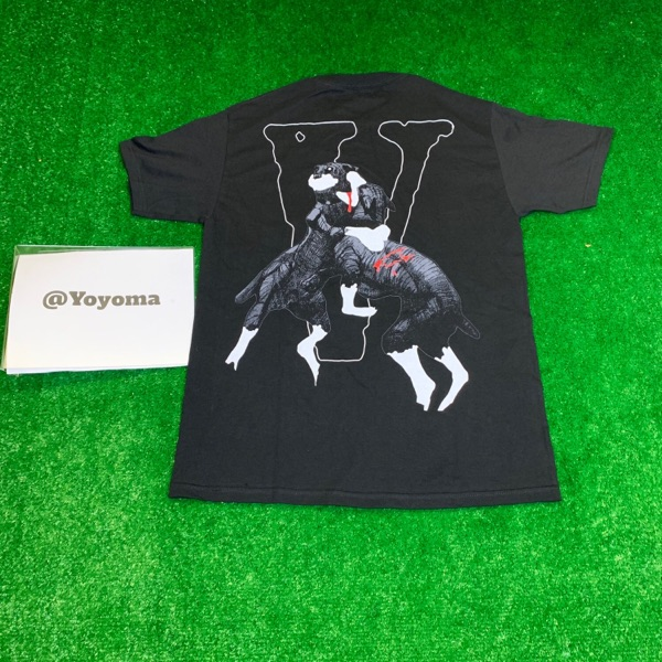 Vlone X City Morgue Dogs Tee