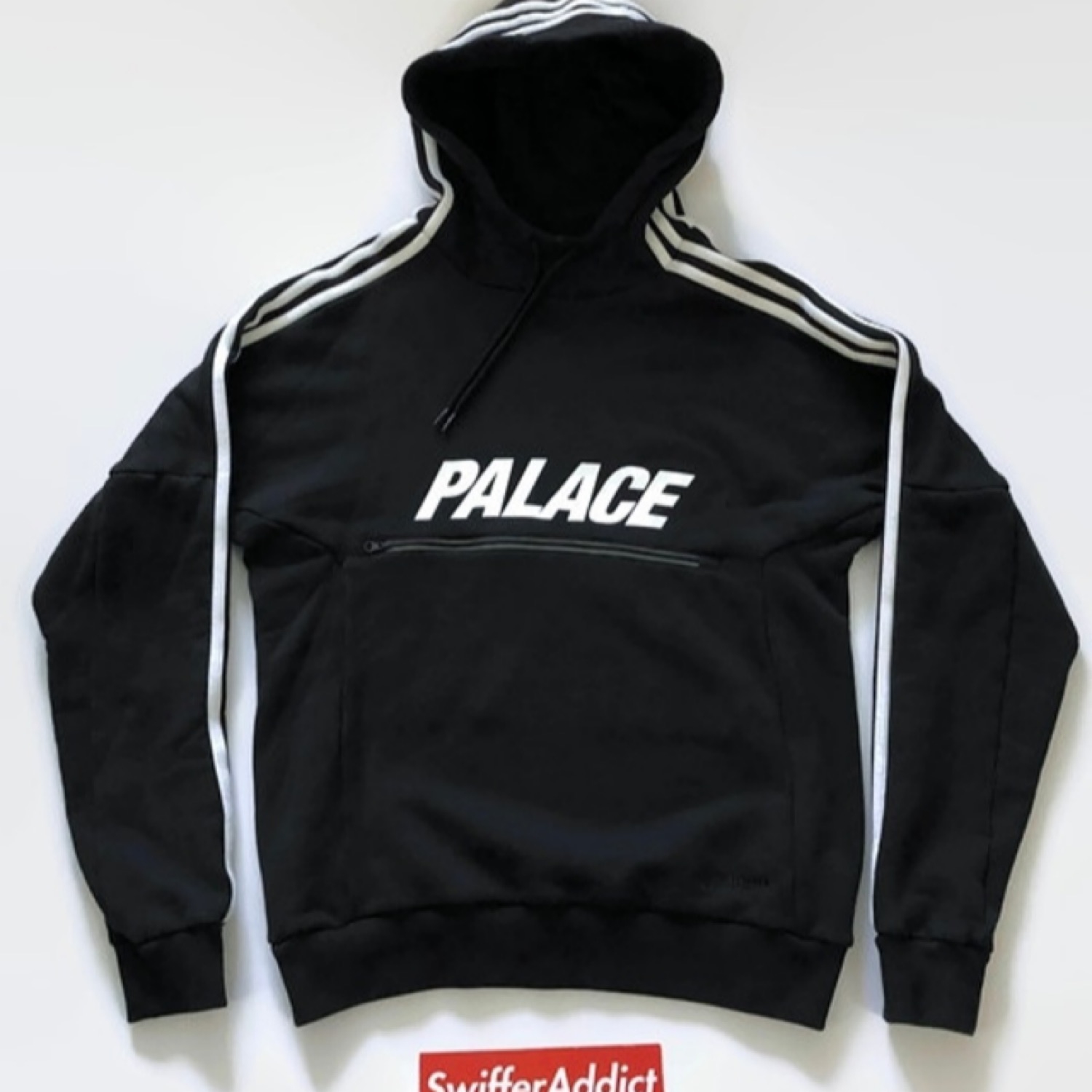Palace x Adidas French Terry Hoodie