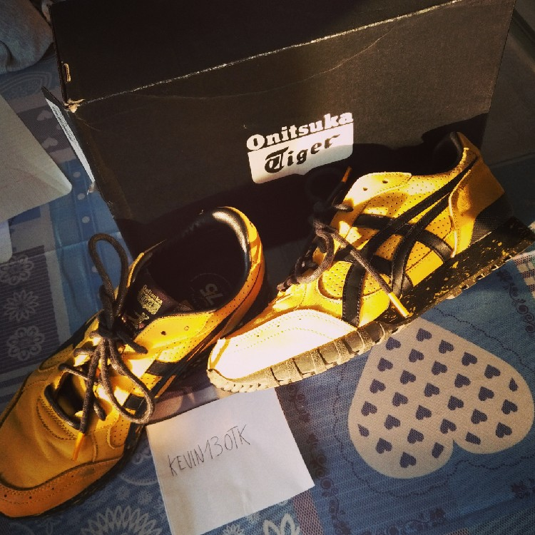 new arrival c893d a8551 Asics Onitsuka Tiger Bruce Lee Limited Édition