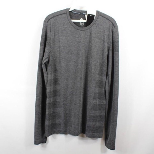 Adidas Primeknit Long Sleeve Running Shirt