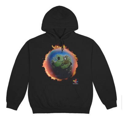 Sold Out Limited Edition Travis Scott World Hoodie