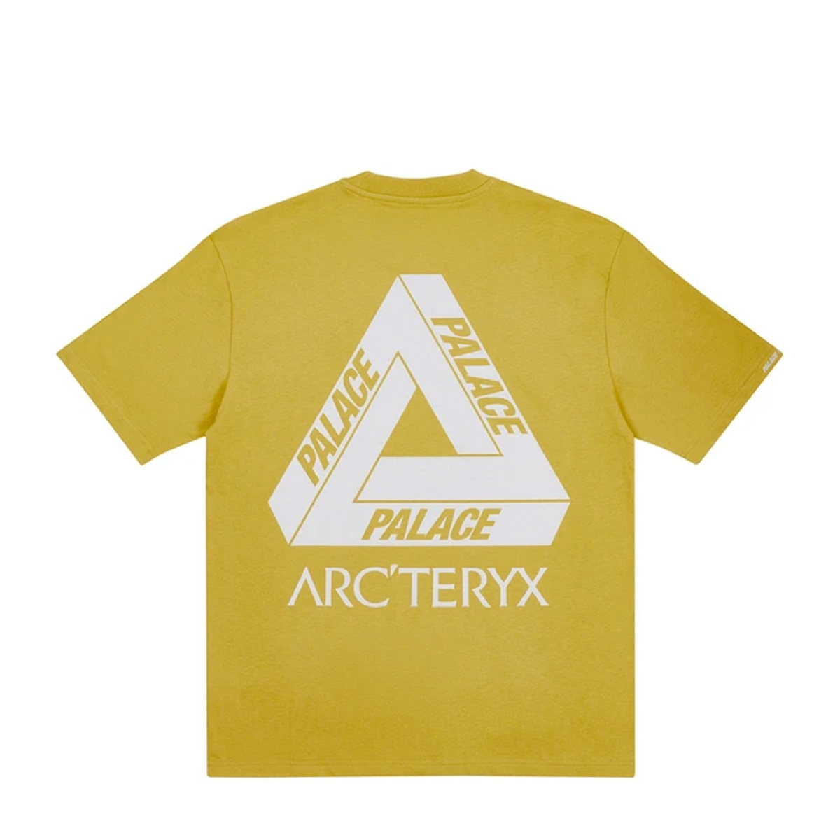 Palace X Arc'teryx T Shirt Yellow