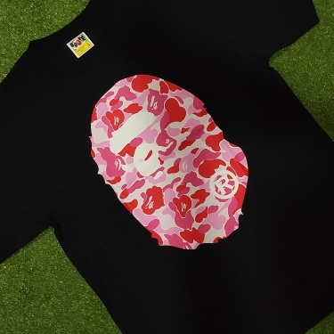 Bape ABC Camo Big Ape Head Tee