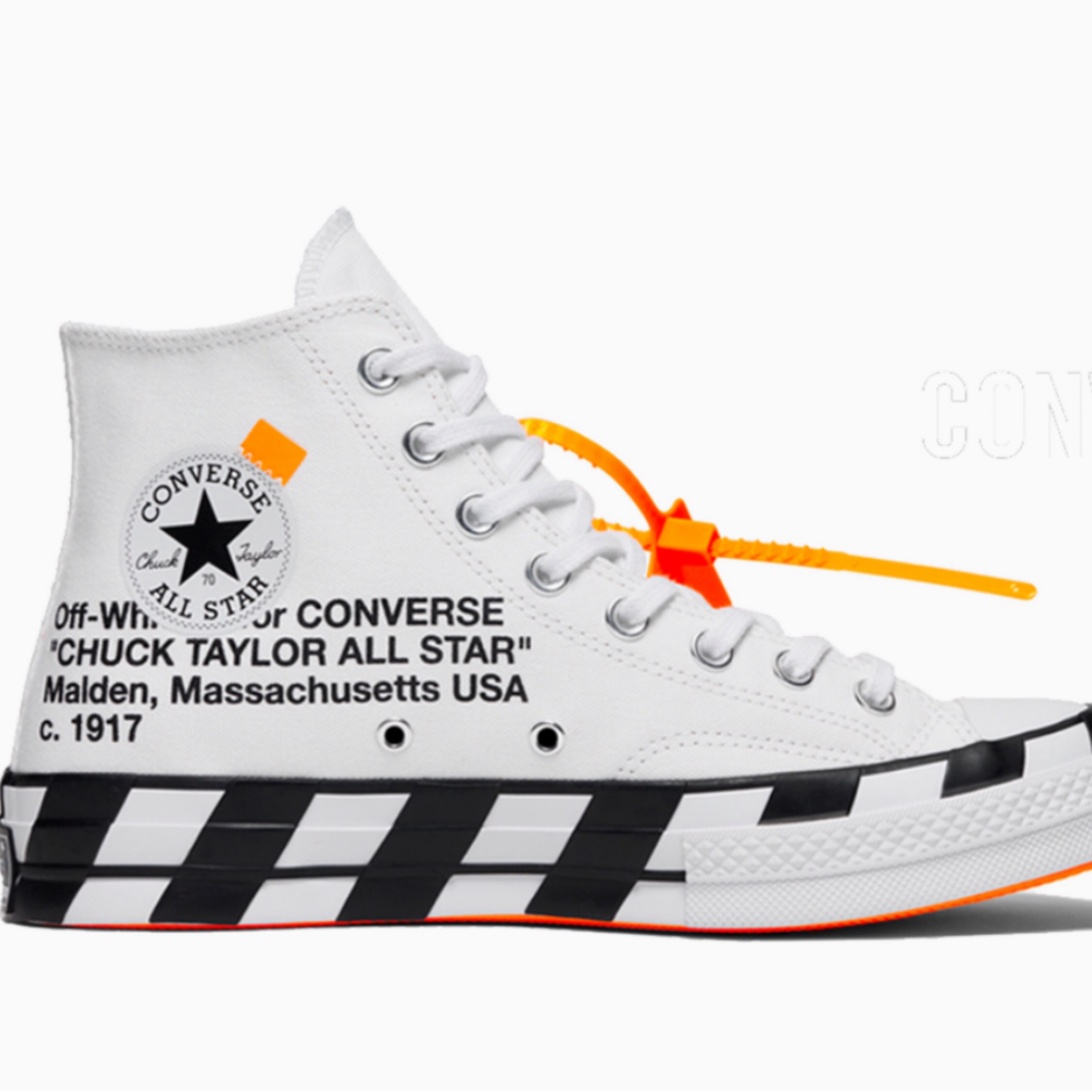Chuck Taylor All Star Hi Off White