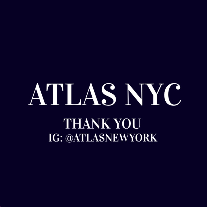 Bump profile picture for @atlasnyc