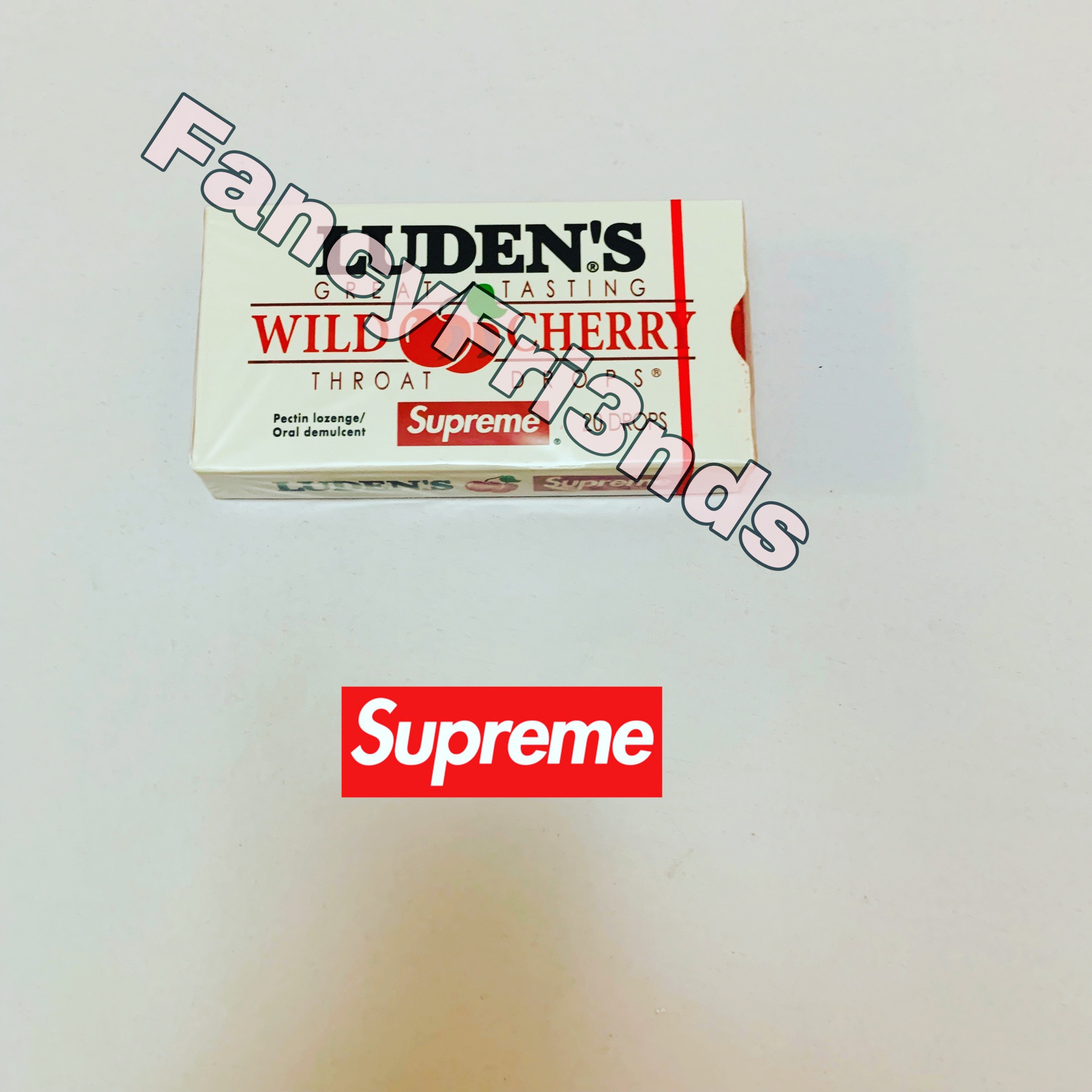 Supreme X Lude's Cough Drops