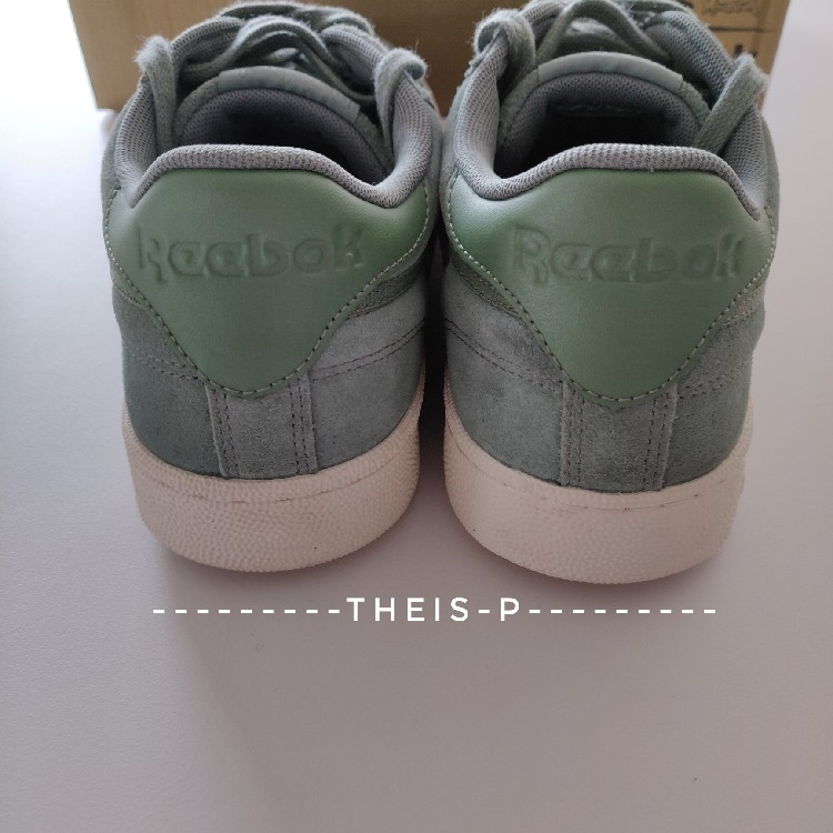 Reebok CLASSIC X MONTANA CANS Club C 85 Used Ones