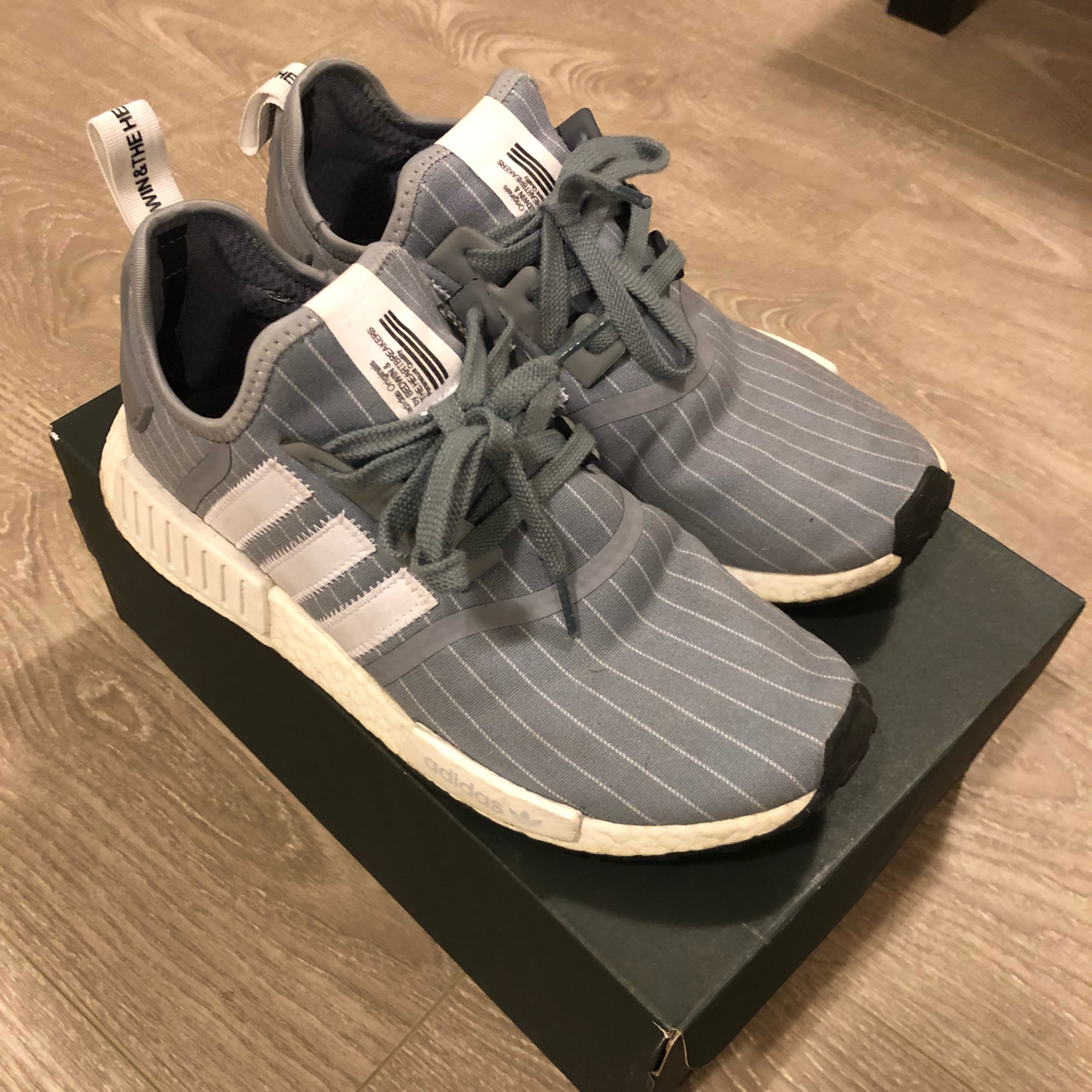 promo code 9ade1 359a9 Adidas Nmd R1 Bedwin & The Heartbreakers