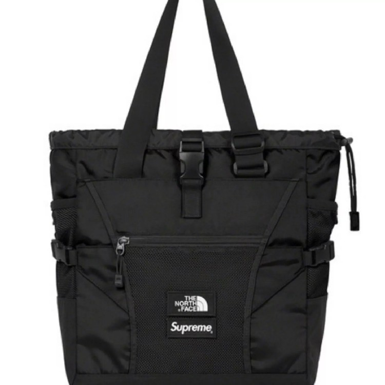 SS20 Supreme x The North Face Adventure tote bag