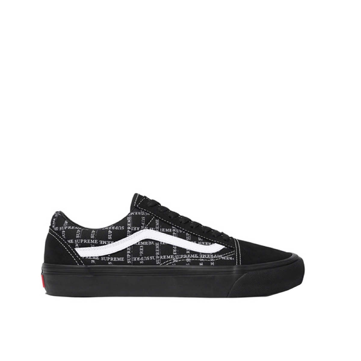 Supreme Vans Old Skool Pro Black