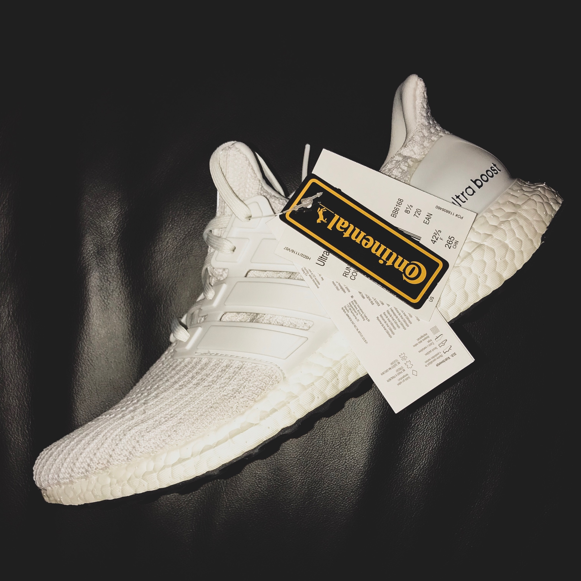 finest selection 1ea88 f3530 Ultra Boost 4.0 White (Price Is All In To Germany!