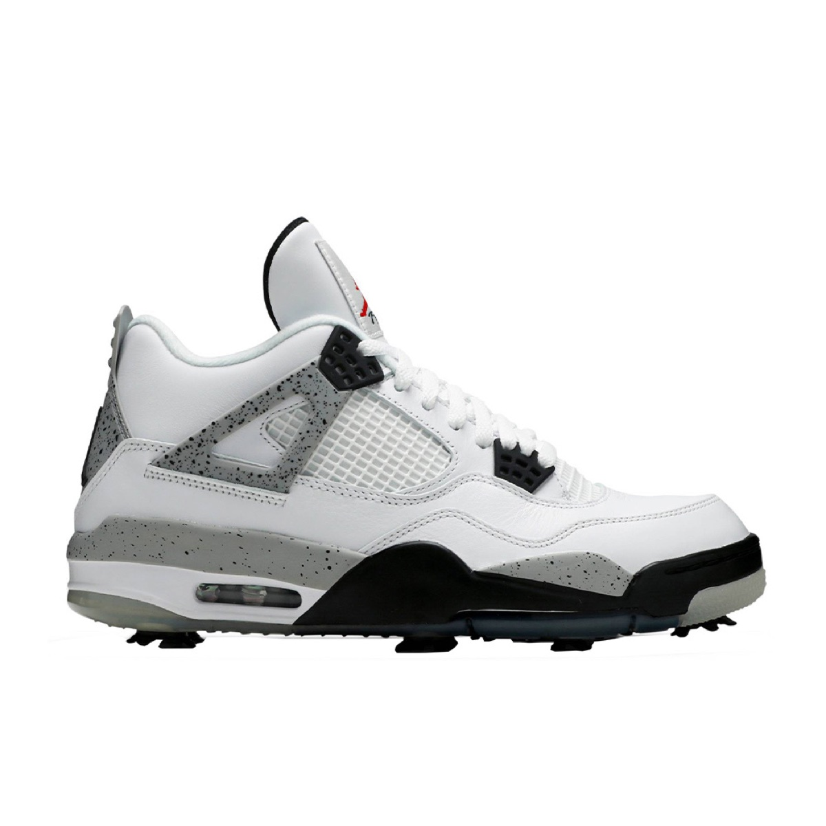 Jordan 4 Golf White Cement