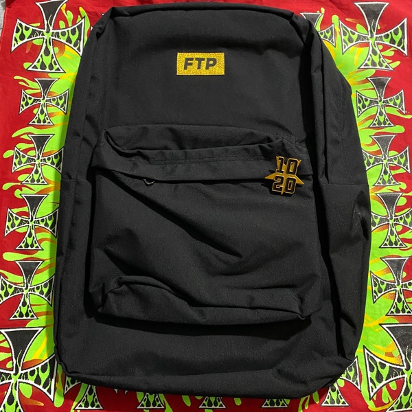 Ftp 10 Year Backpack