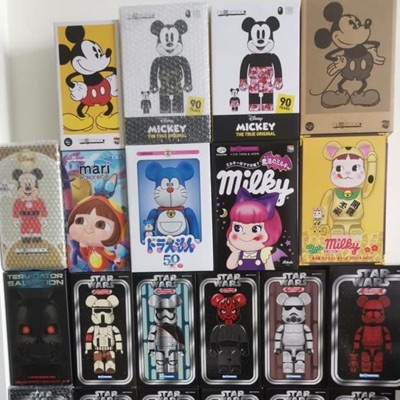 Bearbrick Bulk Set( 27Box)