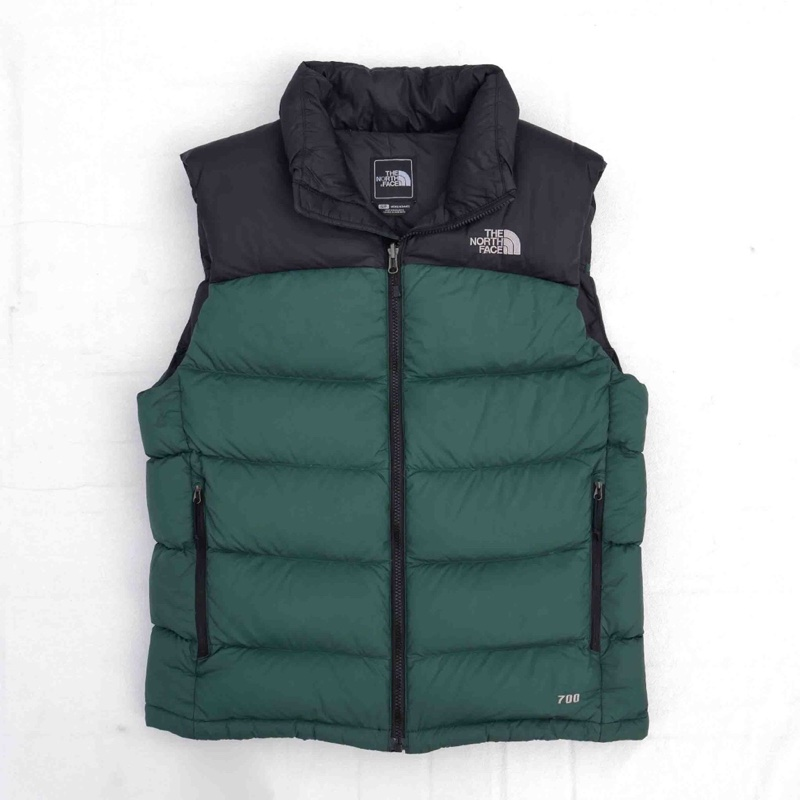THE NORTH FACE 700 NUPTSE PUFFER VEST JACKET