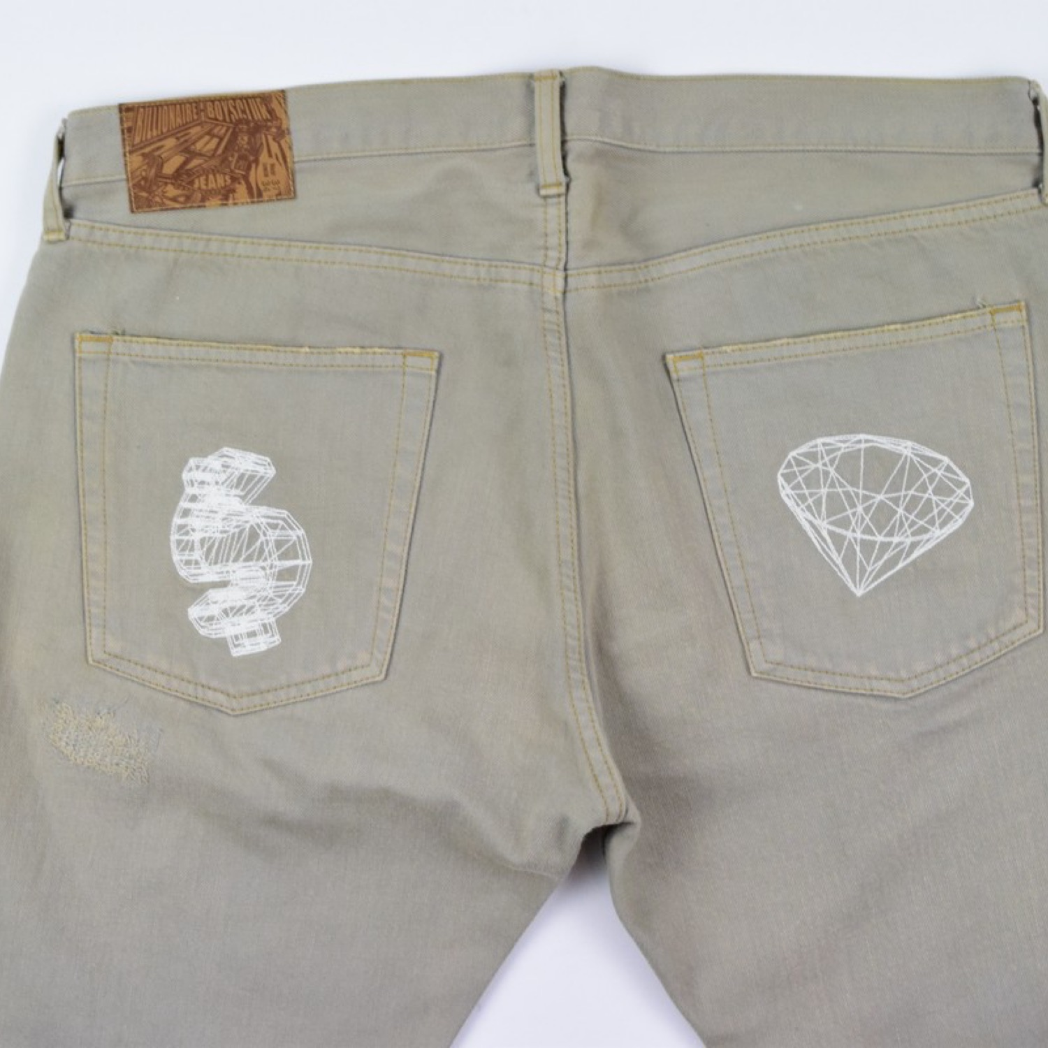 Billionaire Boys Club Dollar Logo Pants