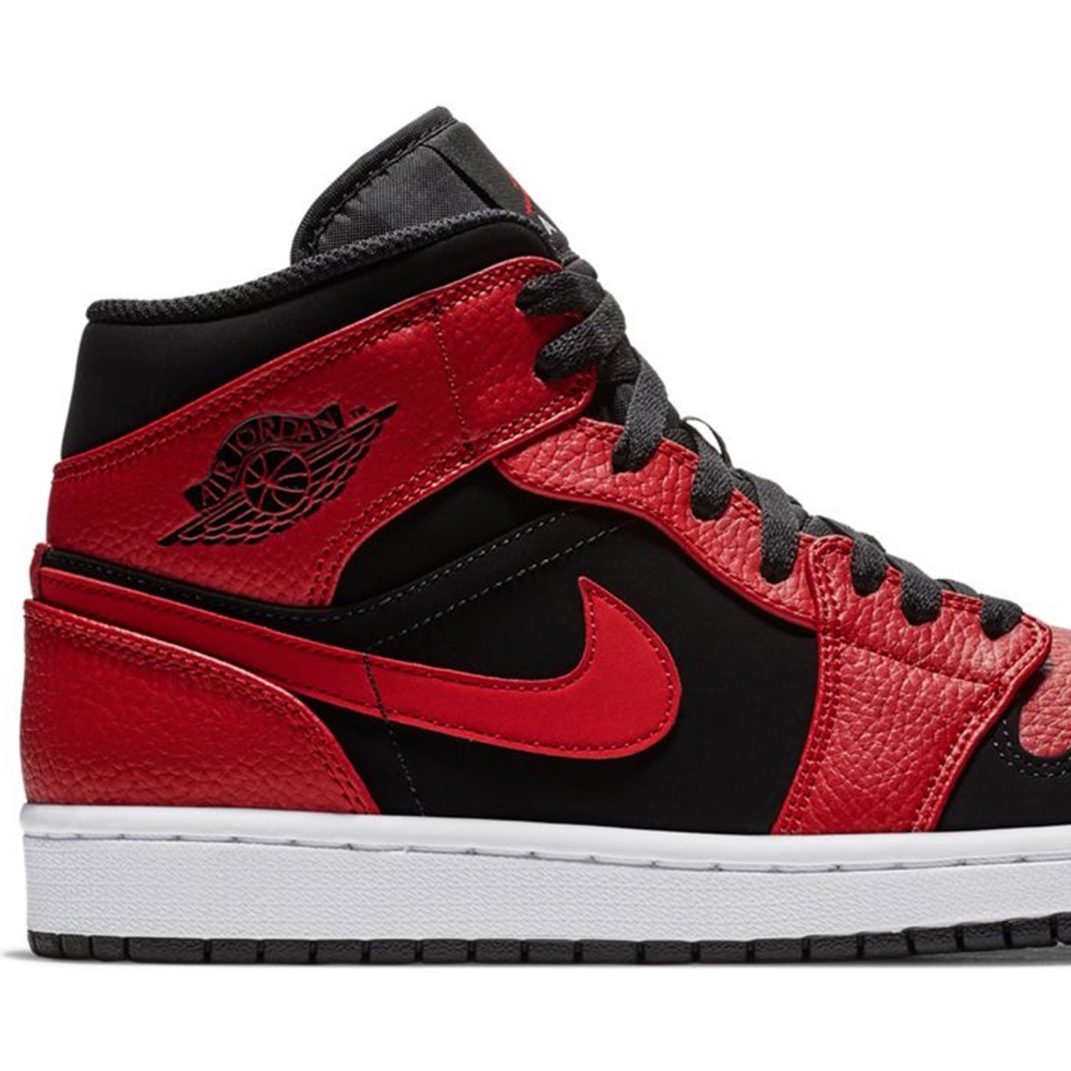 new collection where can i buy best prices Nike Air Jordan 1 Mid Reverse Bred