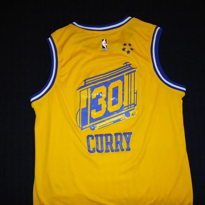 outlet store sale 16a42 b90e0 Stephen Curry Very Rare Vintage Jersey