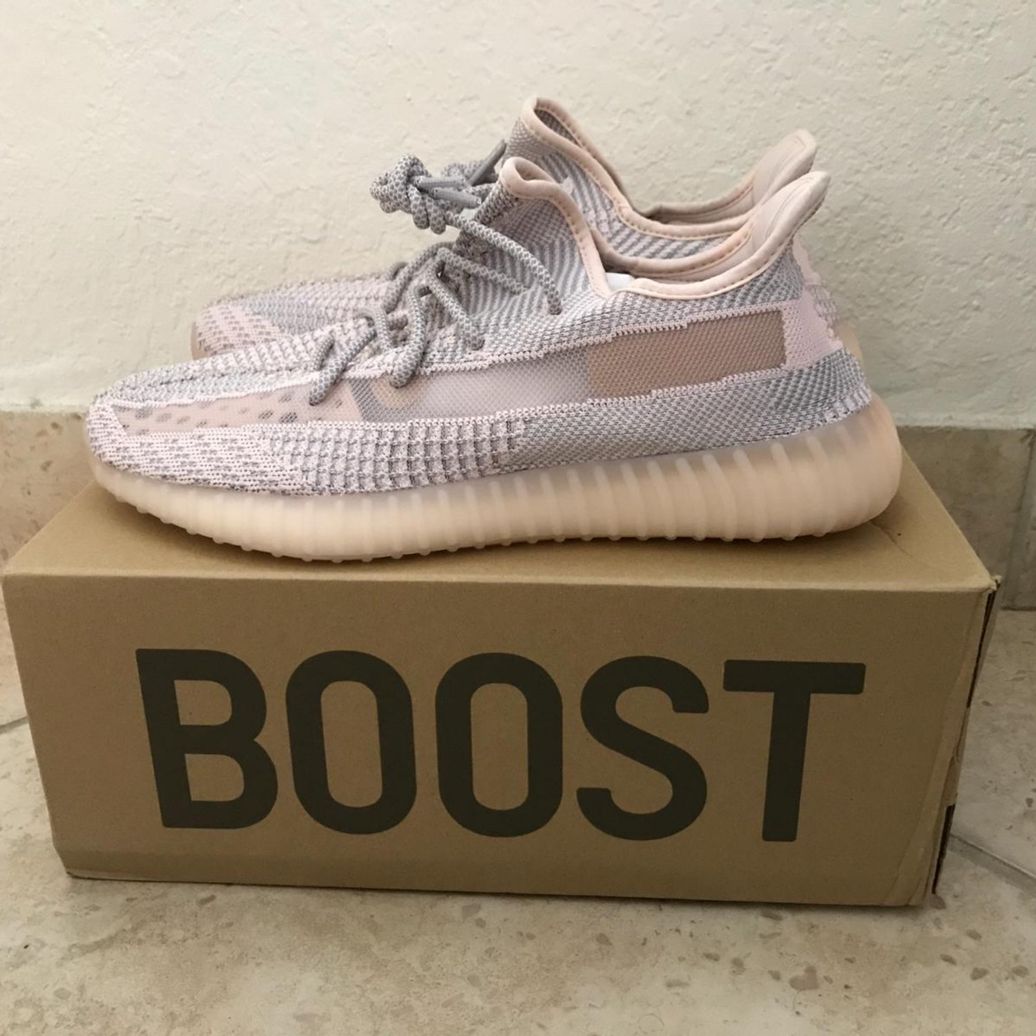 """Ds Yeezy Boost 35"""" V2 """"Synth"""" (Non-Ref"""