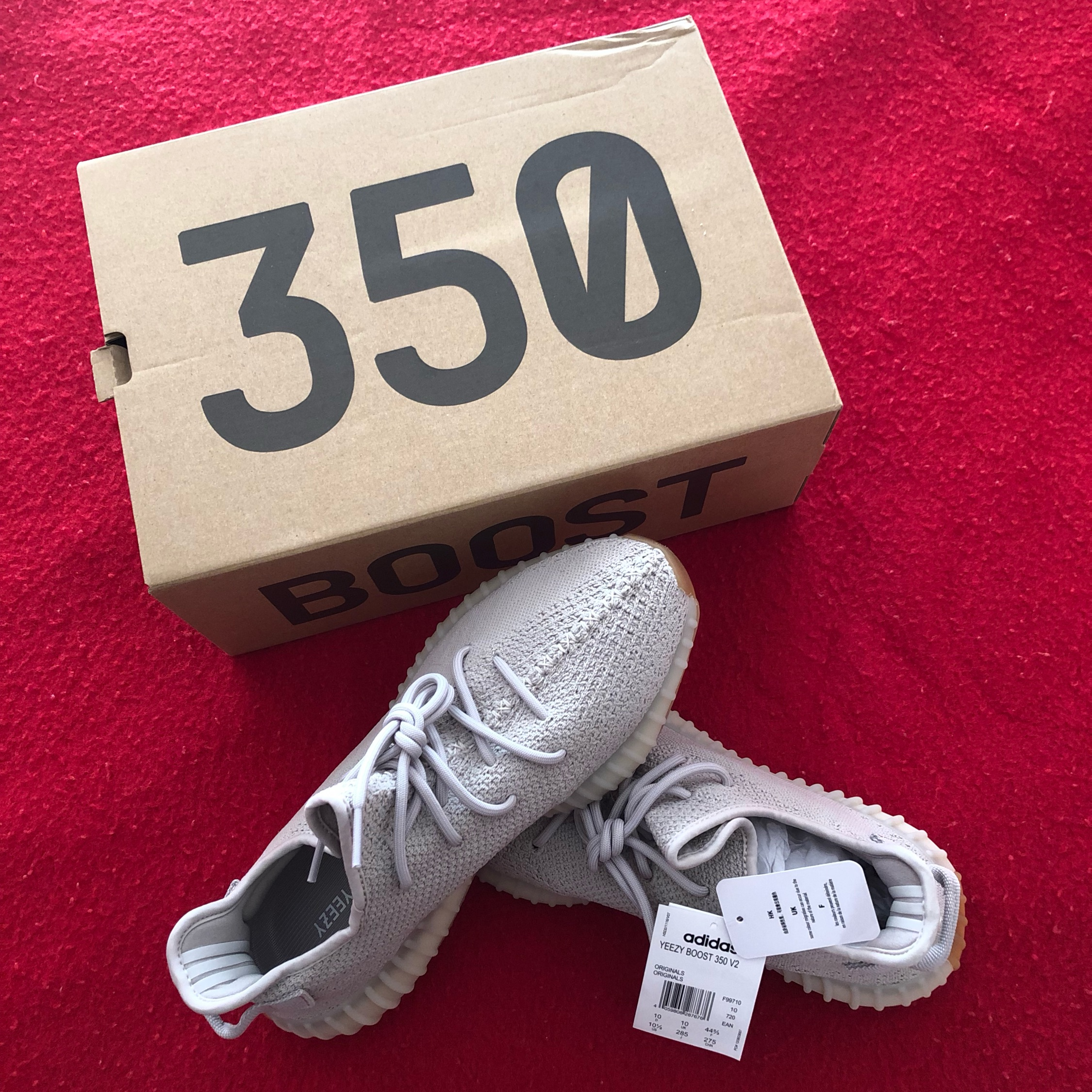 Adidas Yeezy Boost 350 V2 SESAME Size 10 (Fast Shipping