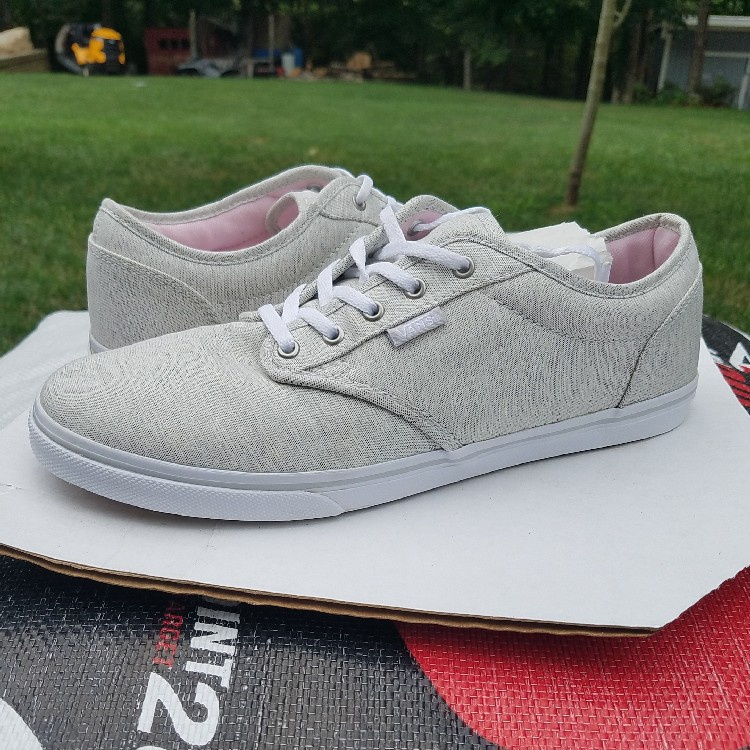Womens Vans Off The Wall
