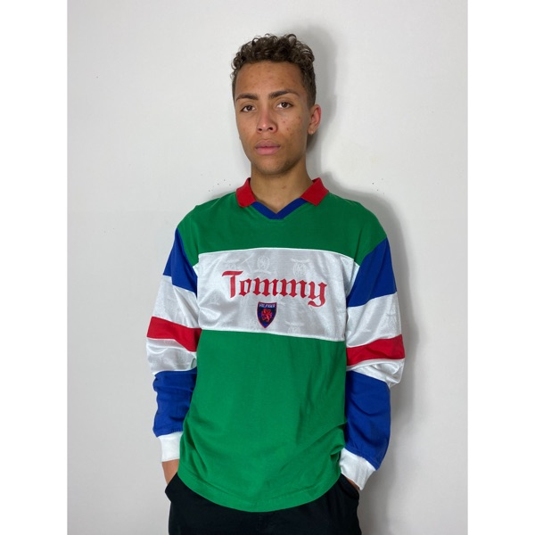 Tommy Hilfiger Spellout Athletics Top (Xl)