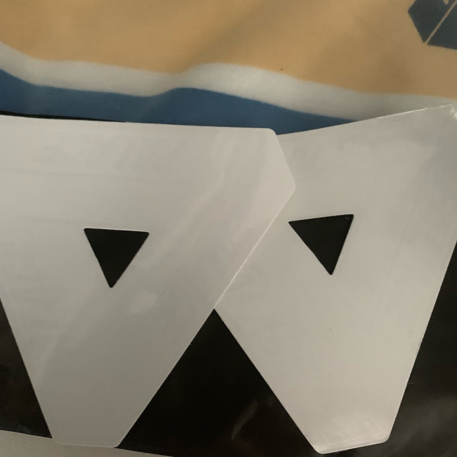 Supreme / Palace Stickers And Supreme Accessories