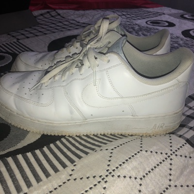 Nike Air Force 1 Low White Size Us10.5