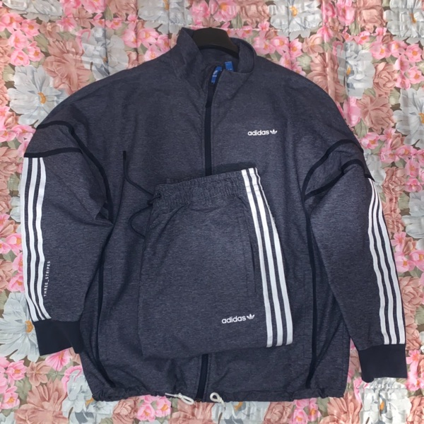 Adidas Tracksuite Top & Bottom