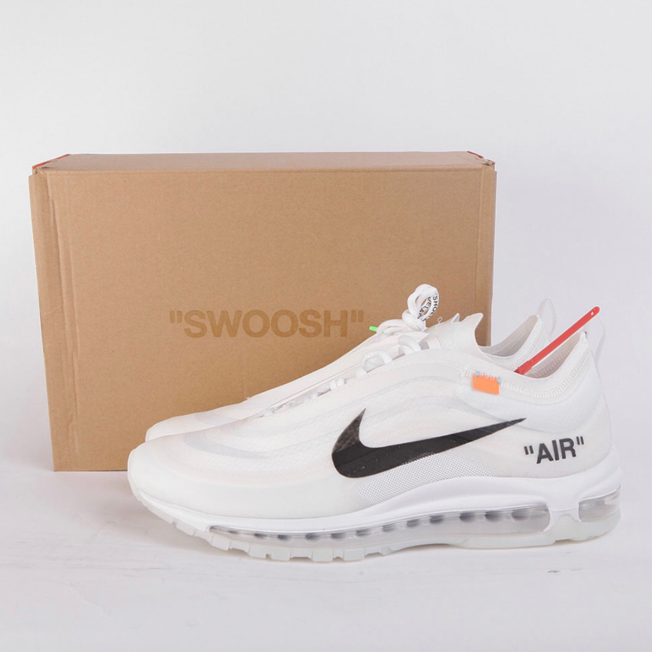 Nike Off White Air Max 97